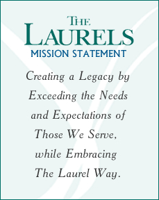 Laurel Health Care Company Mission Statement
